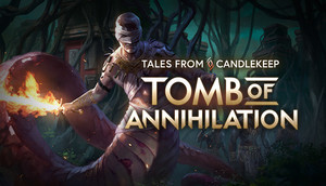 Cover for Tales from Candlekeep: Tomb of Annihilation.