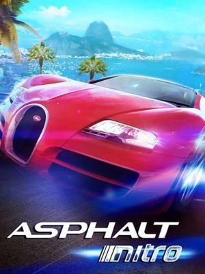 Cover for Asphalt Nitro.