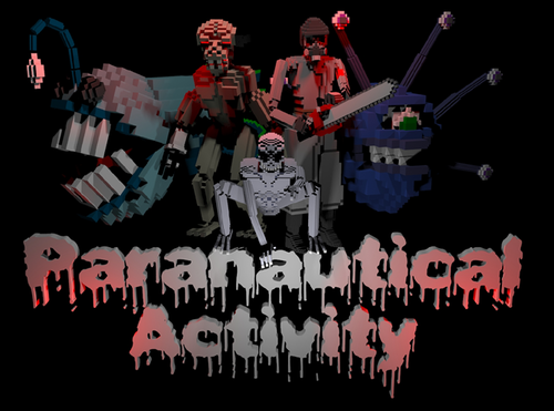 Cover for Paranautical Activity.