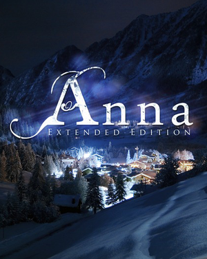 Cover for Anna.