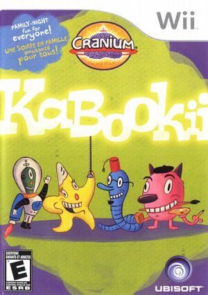 Cover for Cranium Kabookii.