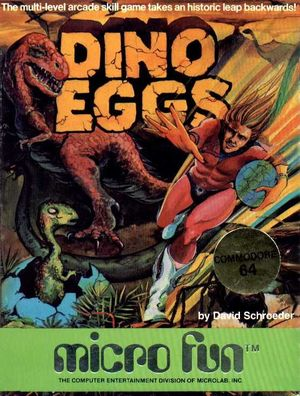 Cover for Dino Eggs.