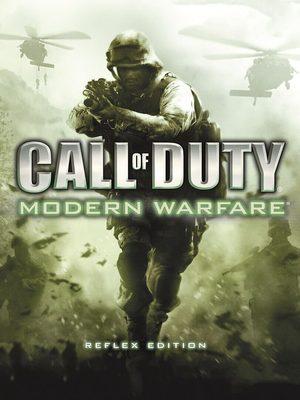 Cover for Call of Duty: Modern Warfare: Reflex.