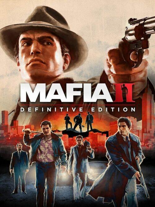 Cover for Mafia II: Definitive Edition.