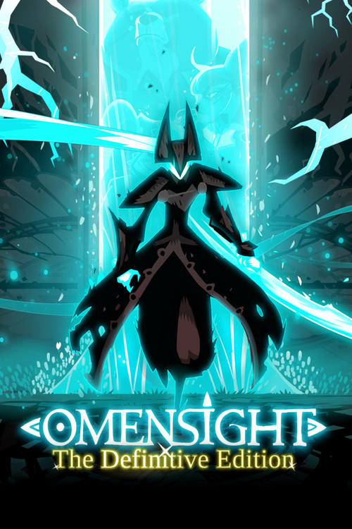 Cover for Omensight.