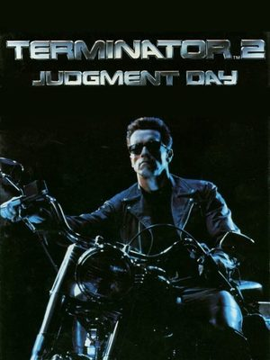 Cover for Terminator 2: Judgment Day.