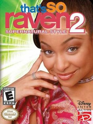 Cover for That's So Raven 2: Supernatural Style.