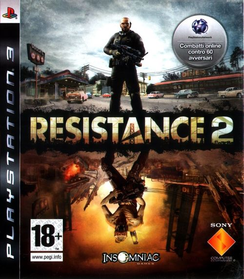 Cover for Resistance 2.