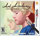 Cover for Art Academy: Lessons for Everyone!.