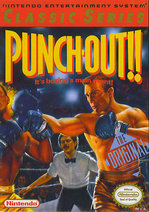 Cover for Punch-Out!!.