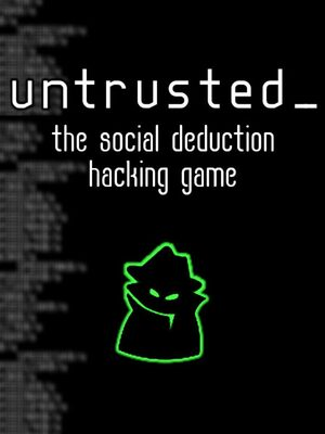 Cover for Untrusted.
