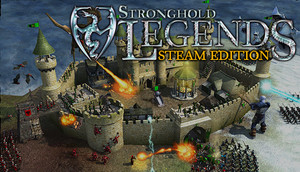 Cover for Stronghold Legends.