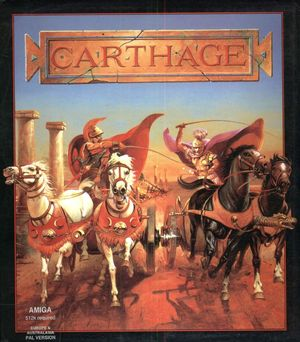 Cover for Carthage.