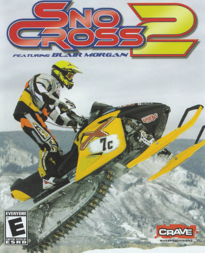 Cover for SnoCross 2: Featuring Blair Morgan.