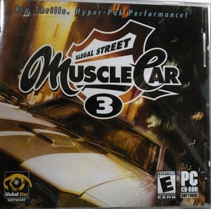 Cover for Muscle Car 3: Illegal Street.