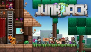 Cover for Junk Jack.