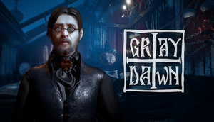 Cover for Gray Dawn.