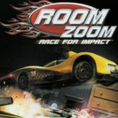 Cover for Room Zoom: Race for Impact.