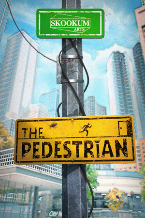 Cover for The Pedestrian.
