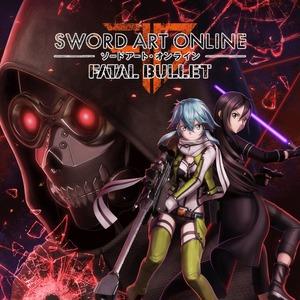 Cover for Sword Art Online: Fatal Bullet.