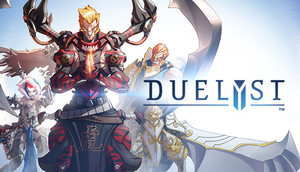 Cover for Duelyst.