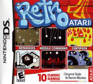 Cover for Retro Atari Classics.