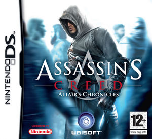 Cover for Assassin's Creed: Altaïr's Chronicles.