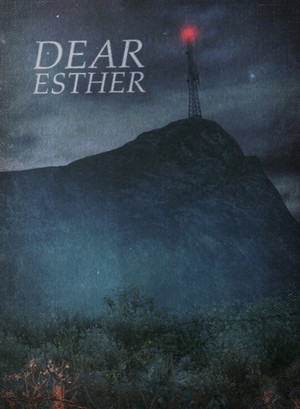 Cover for Dear Esther.