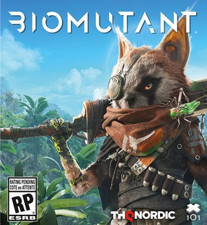 Cover for Biomutant.