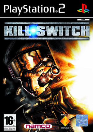 Cover for Kill.switch.