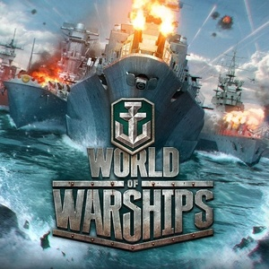 Cover for World of Warships.