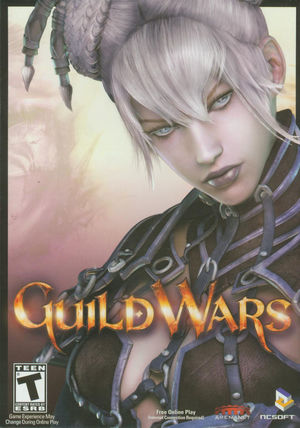 Cover for Guild Wars.