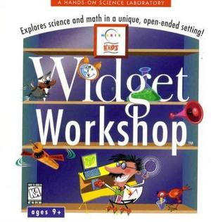 Cover for Widget Workshop.