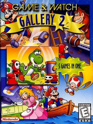 Cover for Game and Watch Gallery 2.