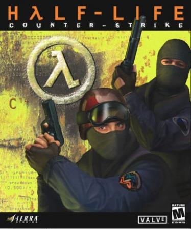 Cover for Counter-Strike.