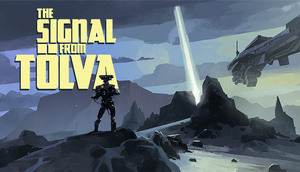 Cover for The Signal From Tölva.