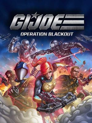 Cover for G.I. Joe: Operation Blackout.