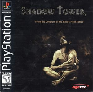 Cover for Shadow Tower.