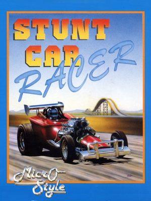 Cover for Stunt Car Racer.