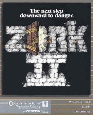 Cover for Zork II.