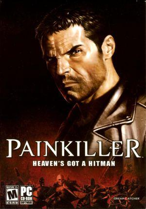 Cover for Painkiller.