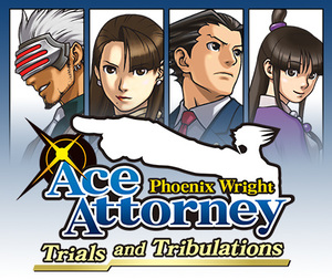 Cover for Phoenix Wright: Ace Attorney − Trials and Tribulations.