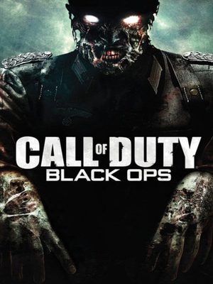 Cover for Call of Duty: Black Ops: Zombies.