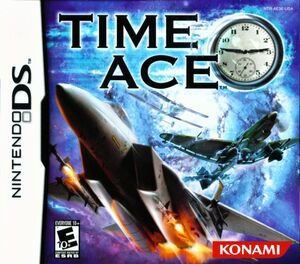 Cover for Time Ace.