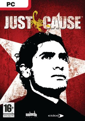 Cover for Just Cause.