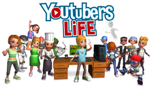 Cover for Youtubers Life.