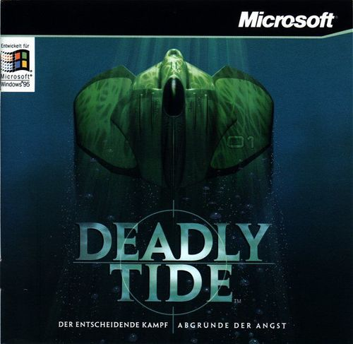 Cover for Deadly Tide.