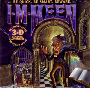 Cover for I.M. Meen.