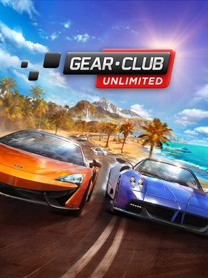 Cover for Gear.Club Unlimited.