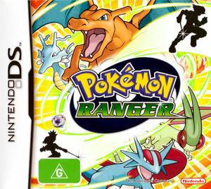 Cover for Pokémon Ranger.